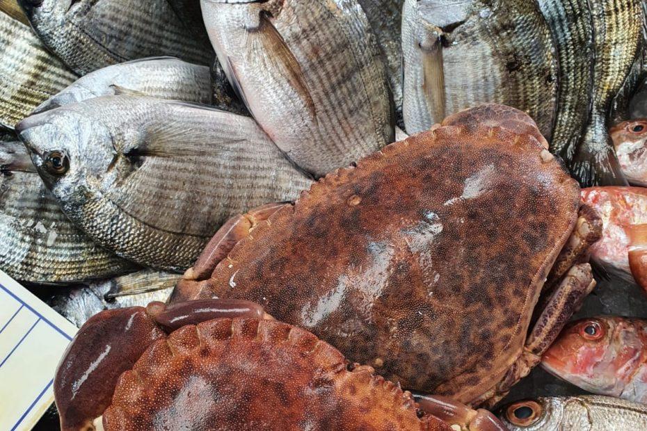 Pescheria a Tortolì, Pescheria di via Tirso, pesce fresco ogni giorno