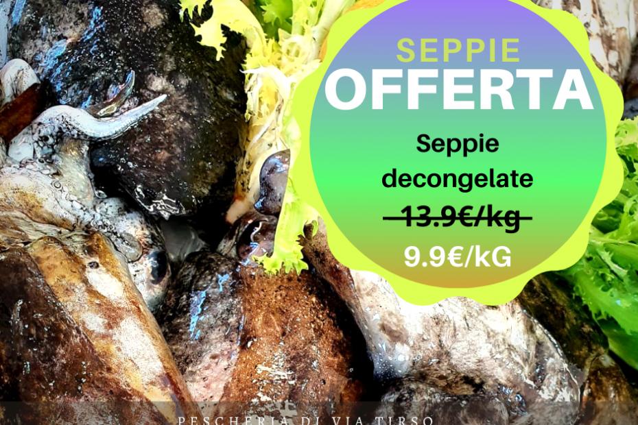 Seppie in offerta 08-14 feb 21